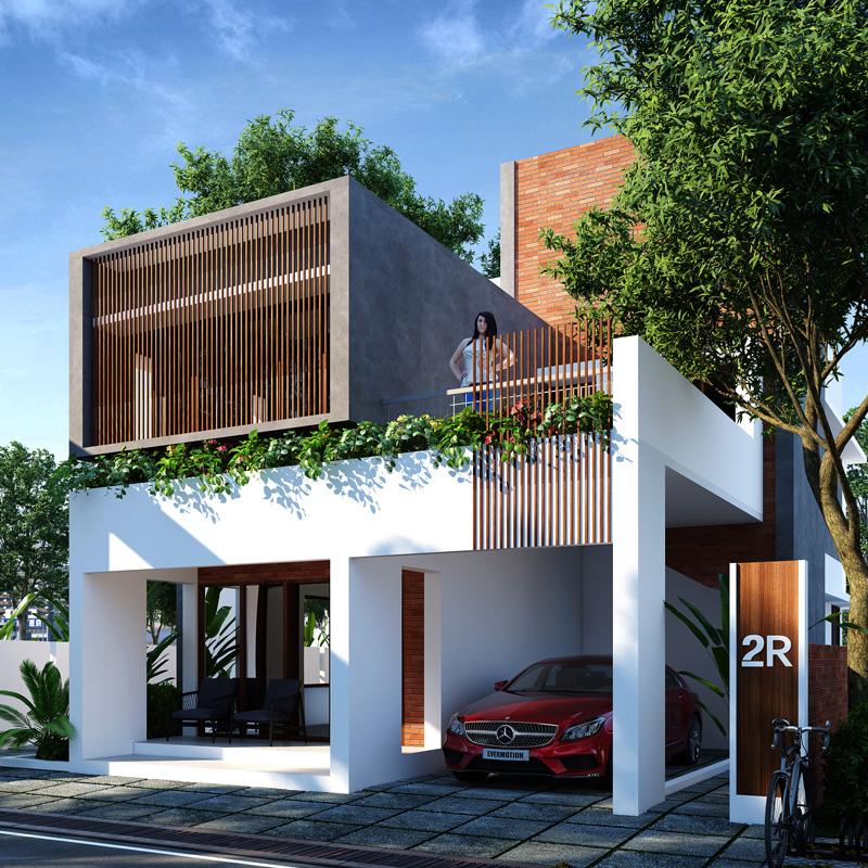Thrissur Villa 1