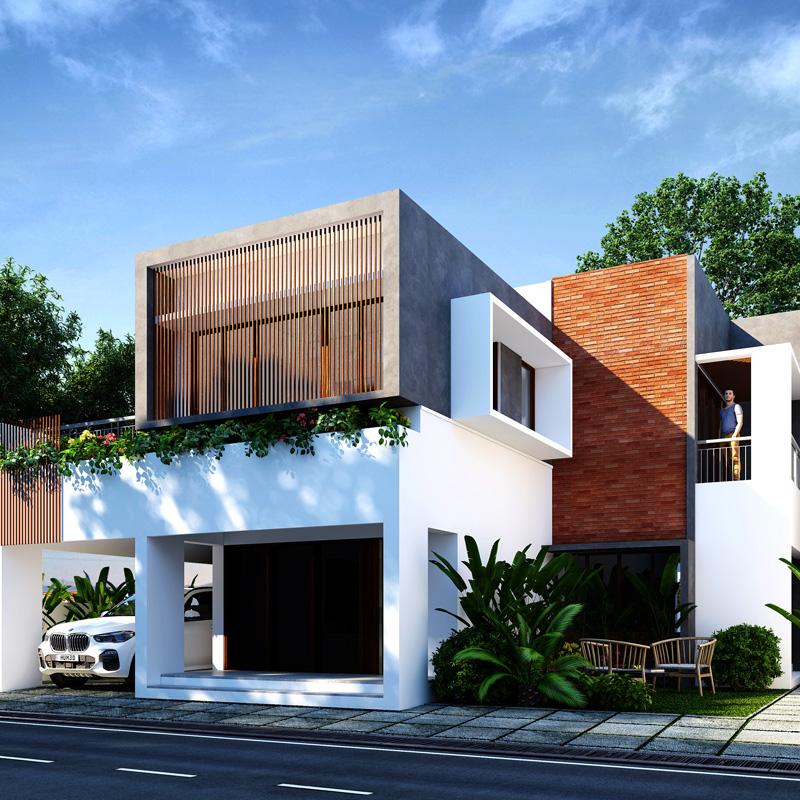 Thrissur Villa 2