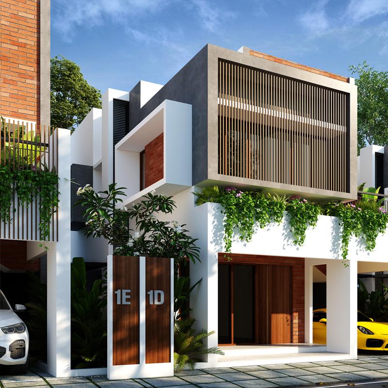 Thrissur Villa 3